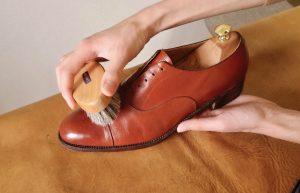 忙しい人のための簡単にできる革靴お手入れ術