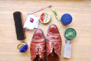 【永久保存版】革靴のさまざまな汚れの落とし方をまとめました!