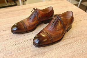 【革靴図鑑 No.10】Salvatore Ferragamo TRAMEZZA サルヴァトーレ・フェラガモ トラメッザ
