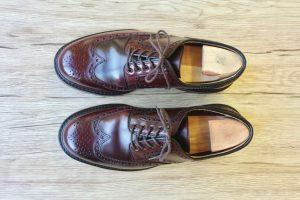 【革靴図鑑 No.11】Crockett & Jones BANGOR クロケット & ジョーンズ バンゴー