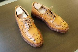 【革靴図鑑 No.9】Tricker's BURTONトリッカーズ バートン