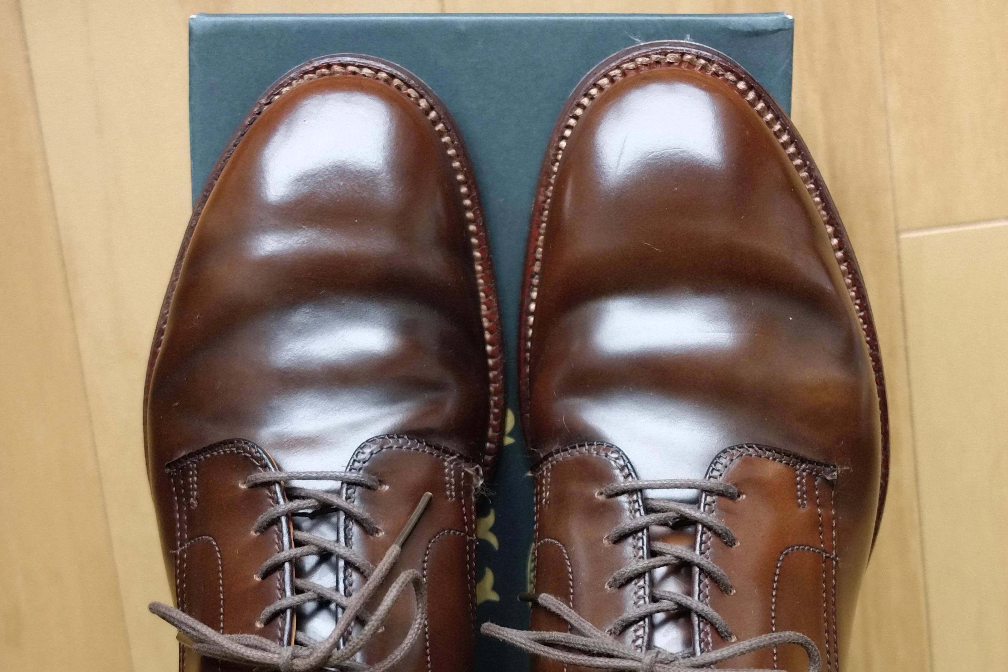 革靴についたシワの取り方とシワが当たって痛いときの対処法