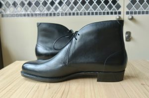【革靴図鑑 No.16】Chukka Boots in the Wild 野生のチャッカブーツ