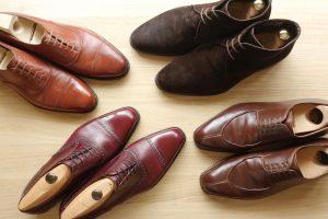 革靴は何足持つべき?ローテーションで履くべき靴の数と種類を考える