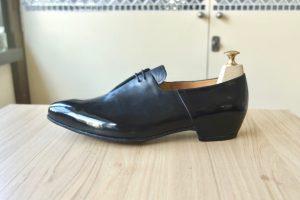 Twitter から生まれたミニマルデザインの靴「ツイートシューズ」を製作しました!