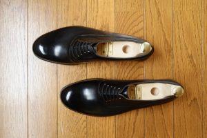 4bb356dfbeef 【革靴図鑑 No.27】17 歳のビスポークシューズ