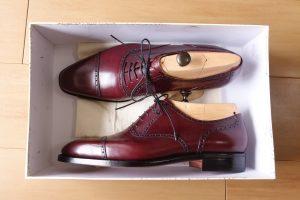 長持ちさせるために、新品の靴の手入れと履く前にするべき 2 つのコト