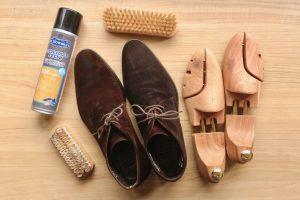 スエード靴の手入れ方法とよくあるトラブルの対処法まとめ